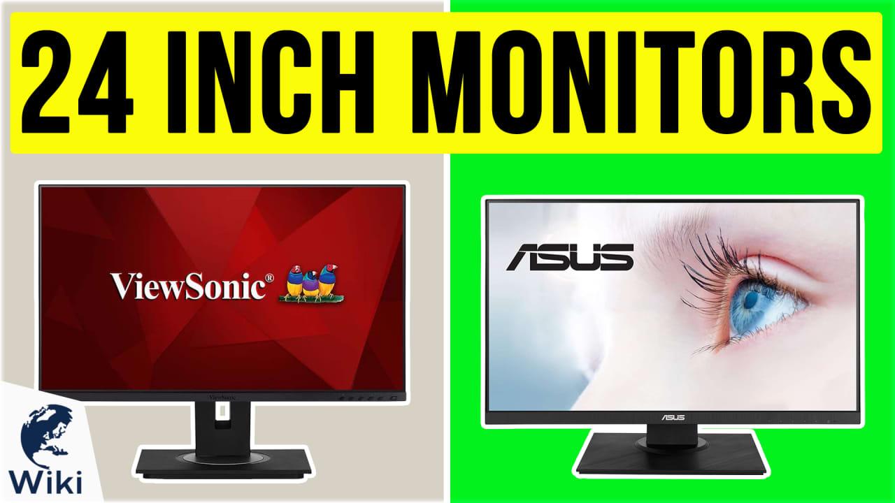 10 Best 24 Inch Monitors