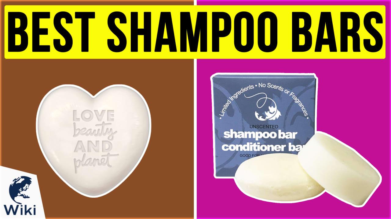 10 Best Shampoo Bars