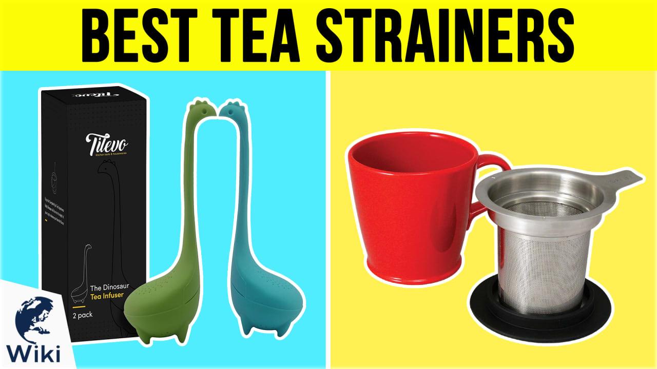 10 Best Tea Strainers