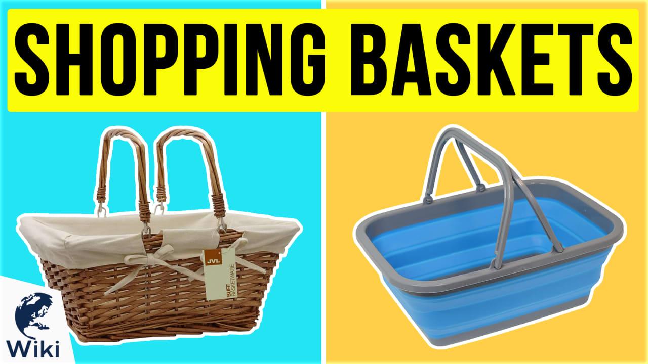 10 Best Shopping Baskets