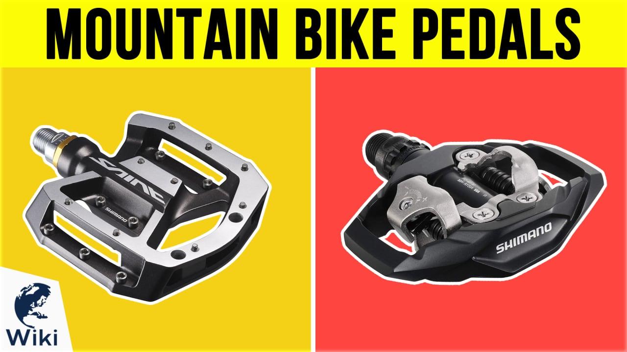 10 Best Mountain Bike Pedals