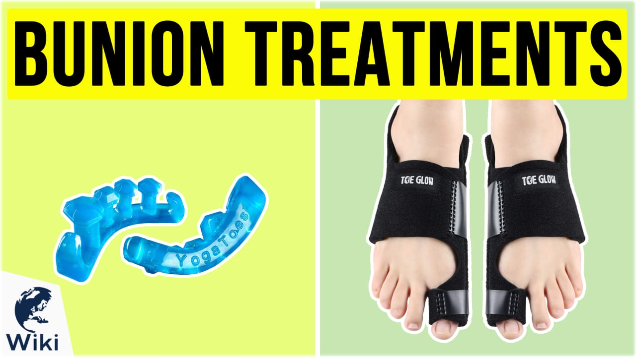 10 Best Bunion Treatments