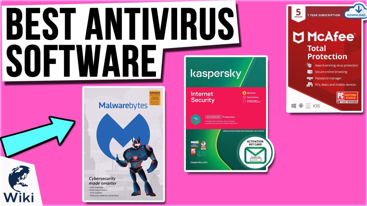 10 Best Antivirus Software