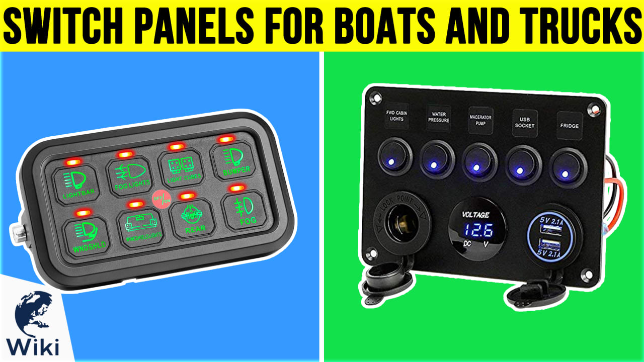 9 Best Switch Panels For Boats And Trucks