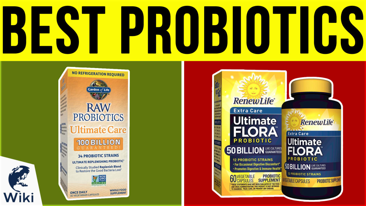 10 Best Probiotics