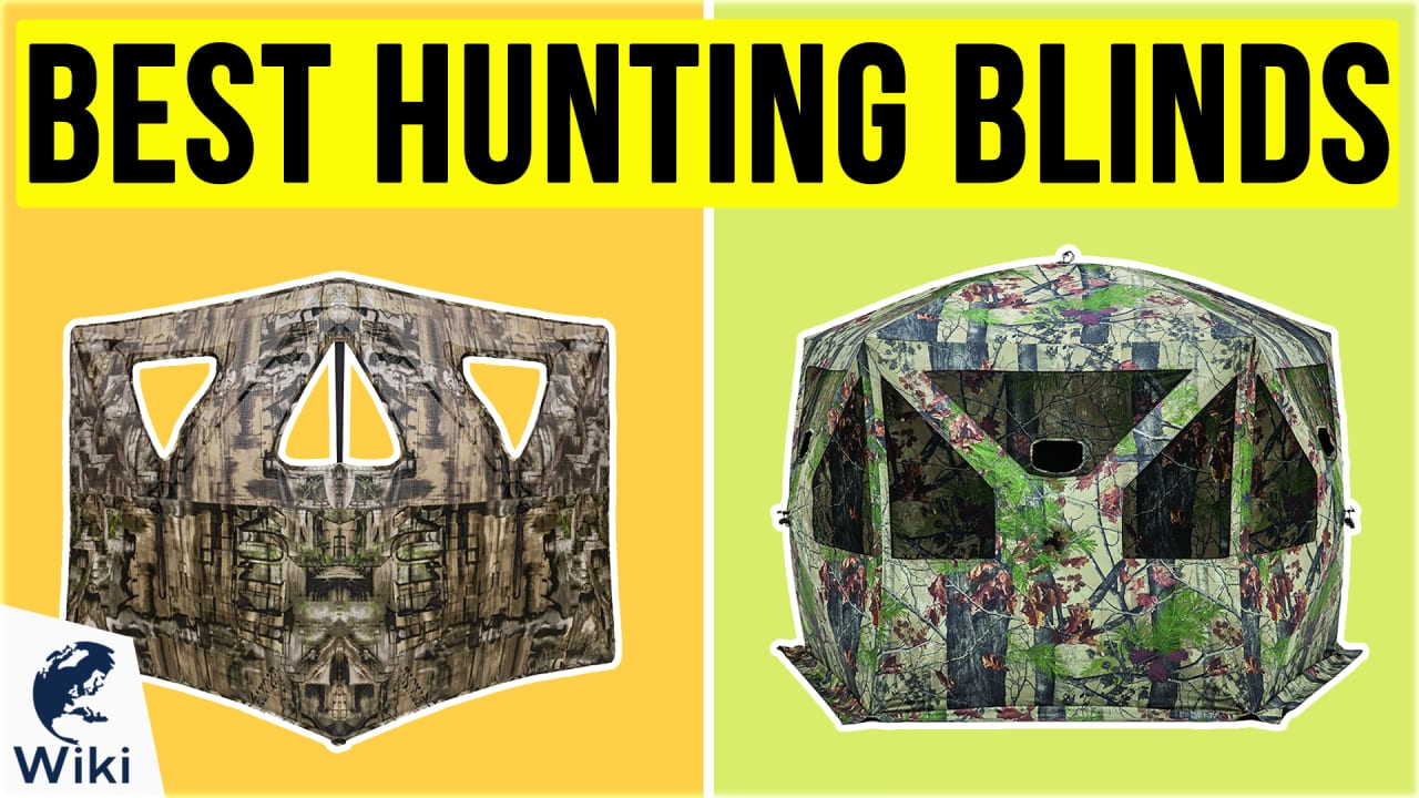 10 Best Hunting Blinds