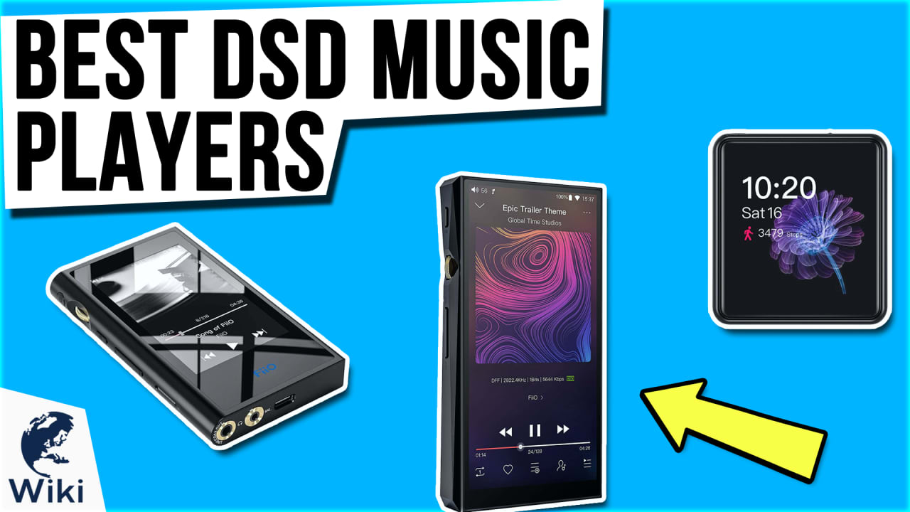 7 Best DSD Music Players