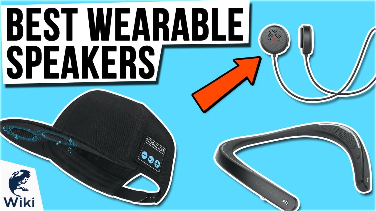 10 Best Wearable Speakers