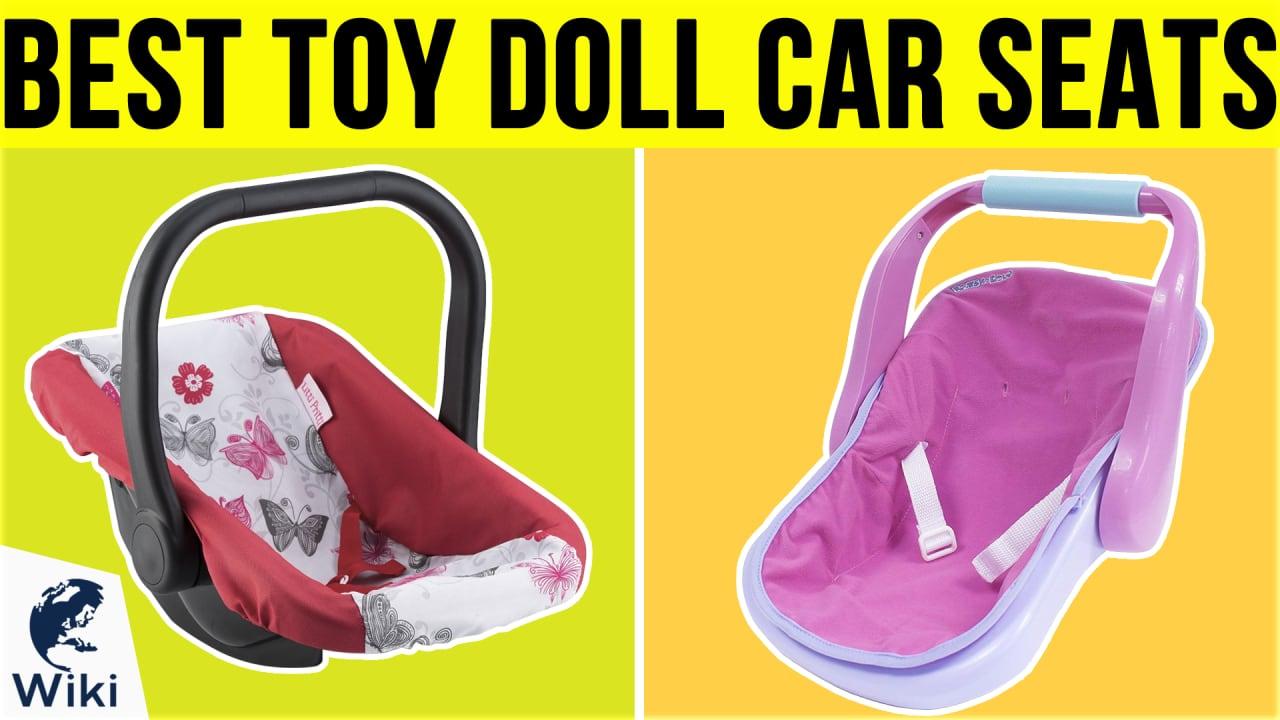 6 Best Toy Doll Car Seats