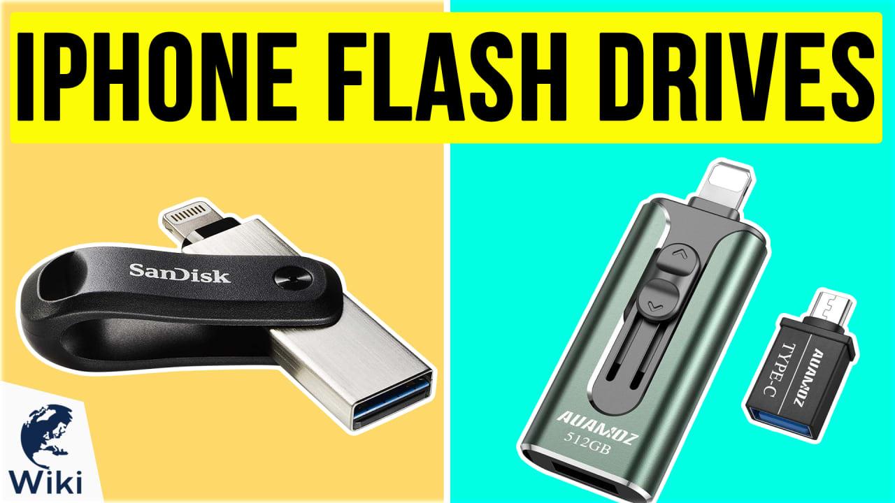10 Best iPhone Flash Drives