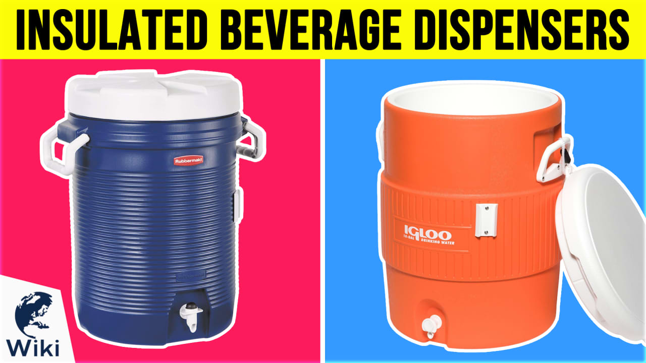 10 Best Insulated Beverage Dispensers