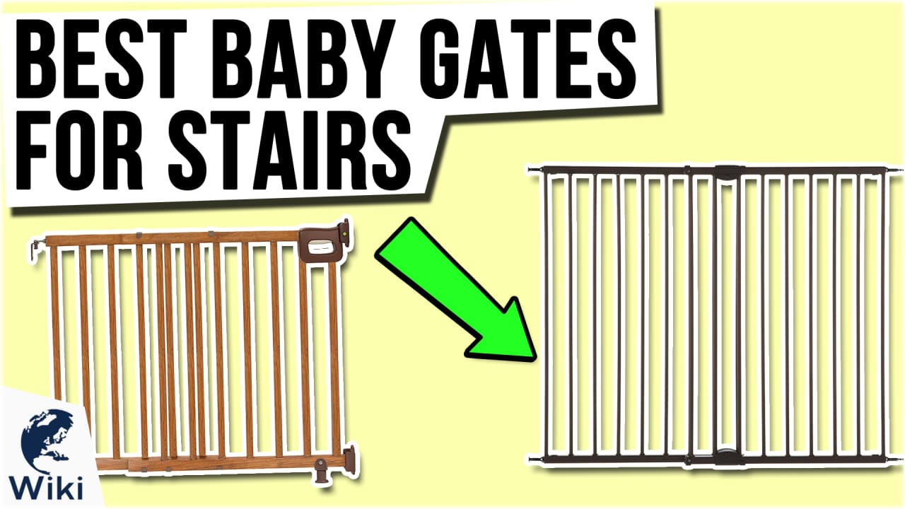 10 Best Baby Gates For Stairs