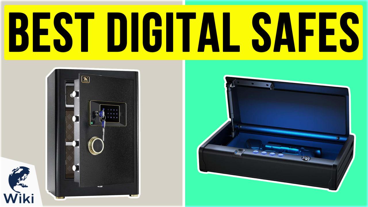 10 Best Digital Safes