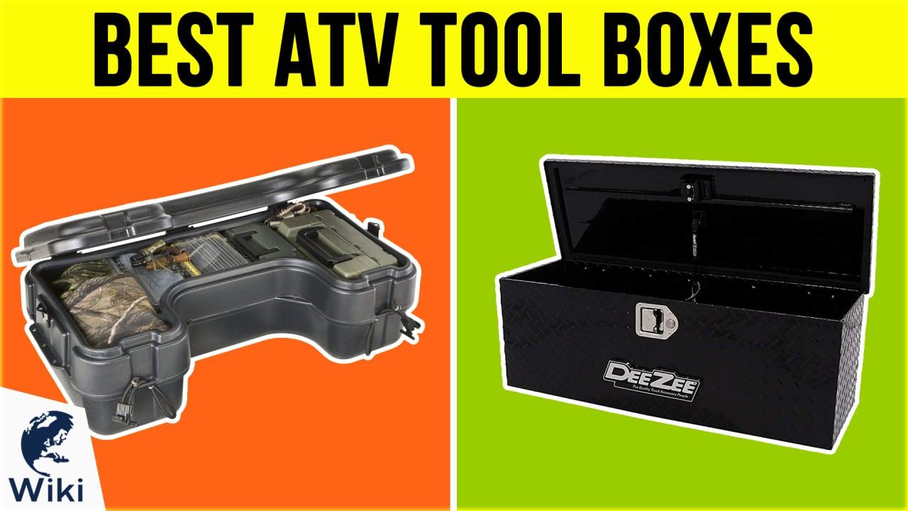 10 Best ATV Tool Boxes