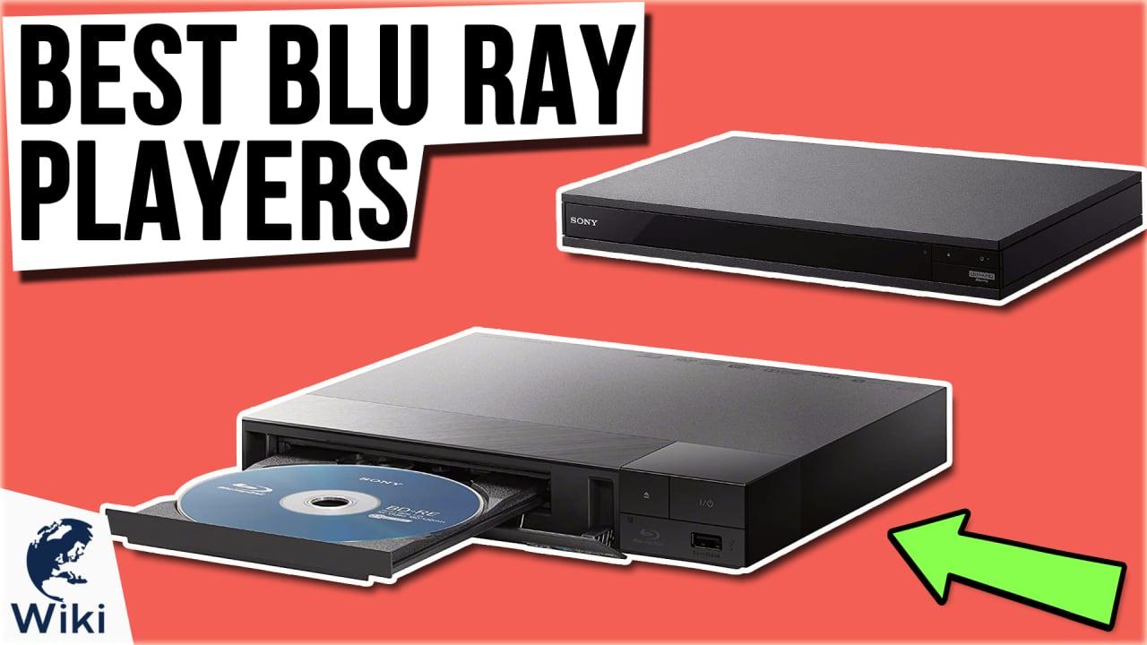 8 Best Blu Ray Players