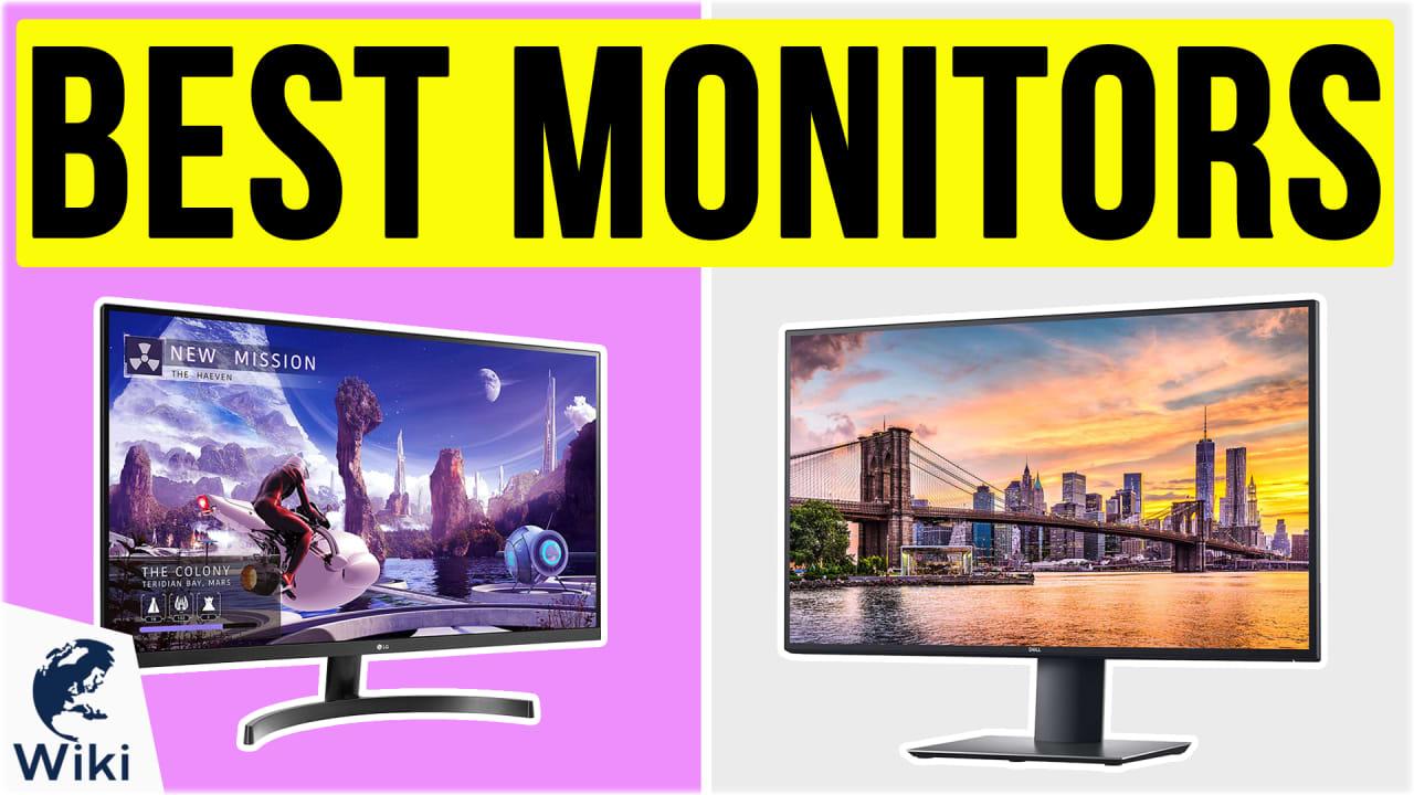 10 Best Monitors