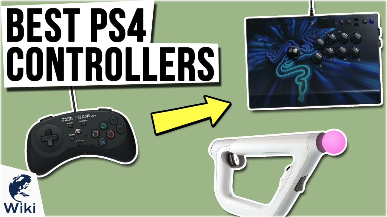10 Best PS4 Controllers