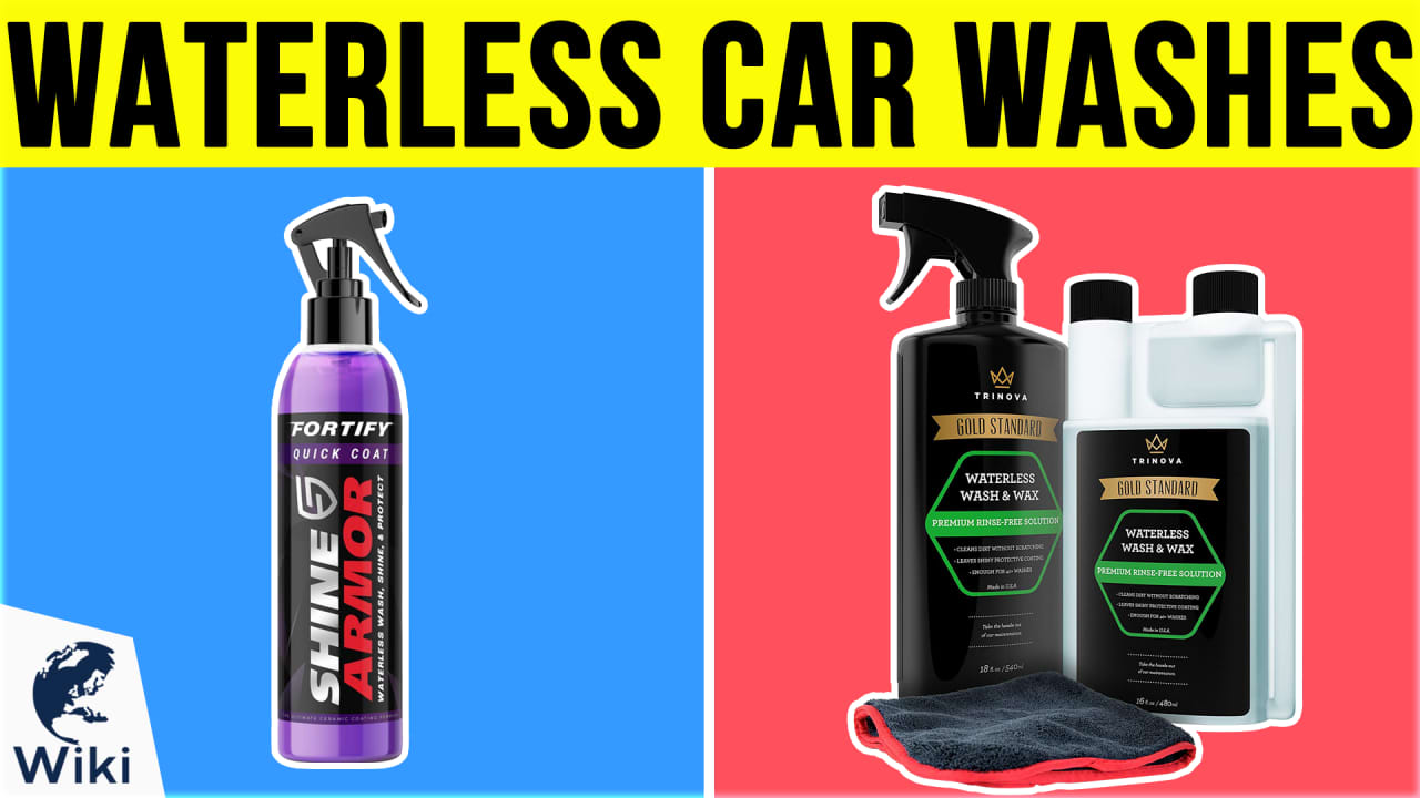 10 Best Waterless Car Washes
