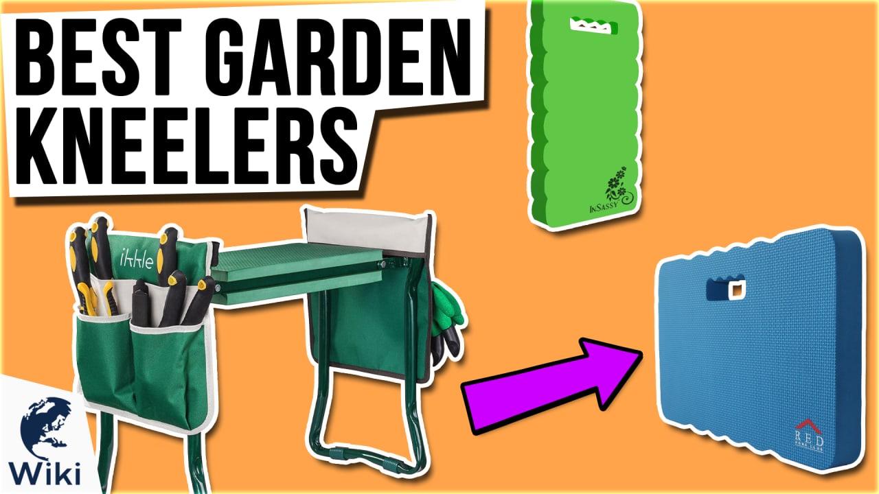 10 Best Garden Kneelers
