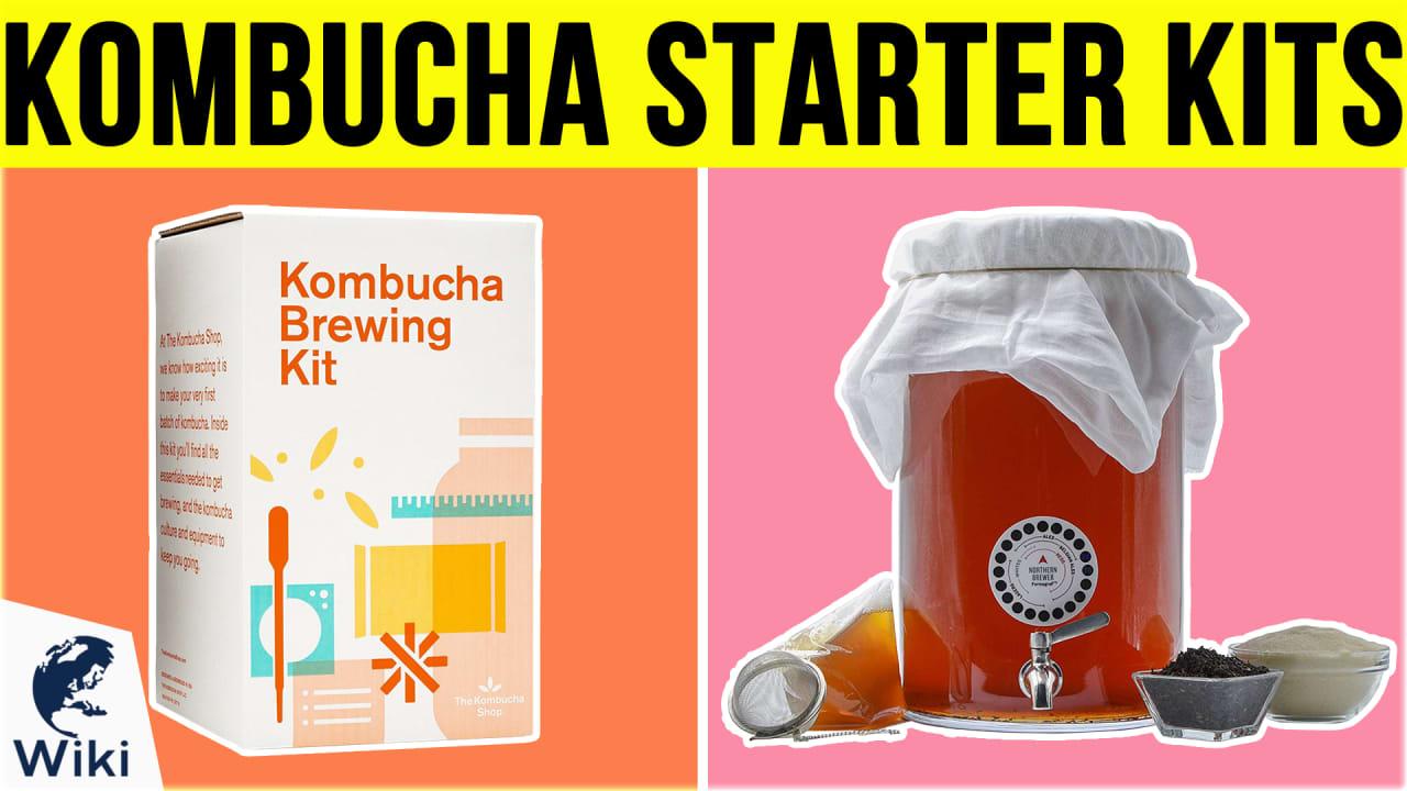 10 Best Kombucha Starter Kits