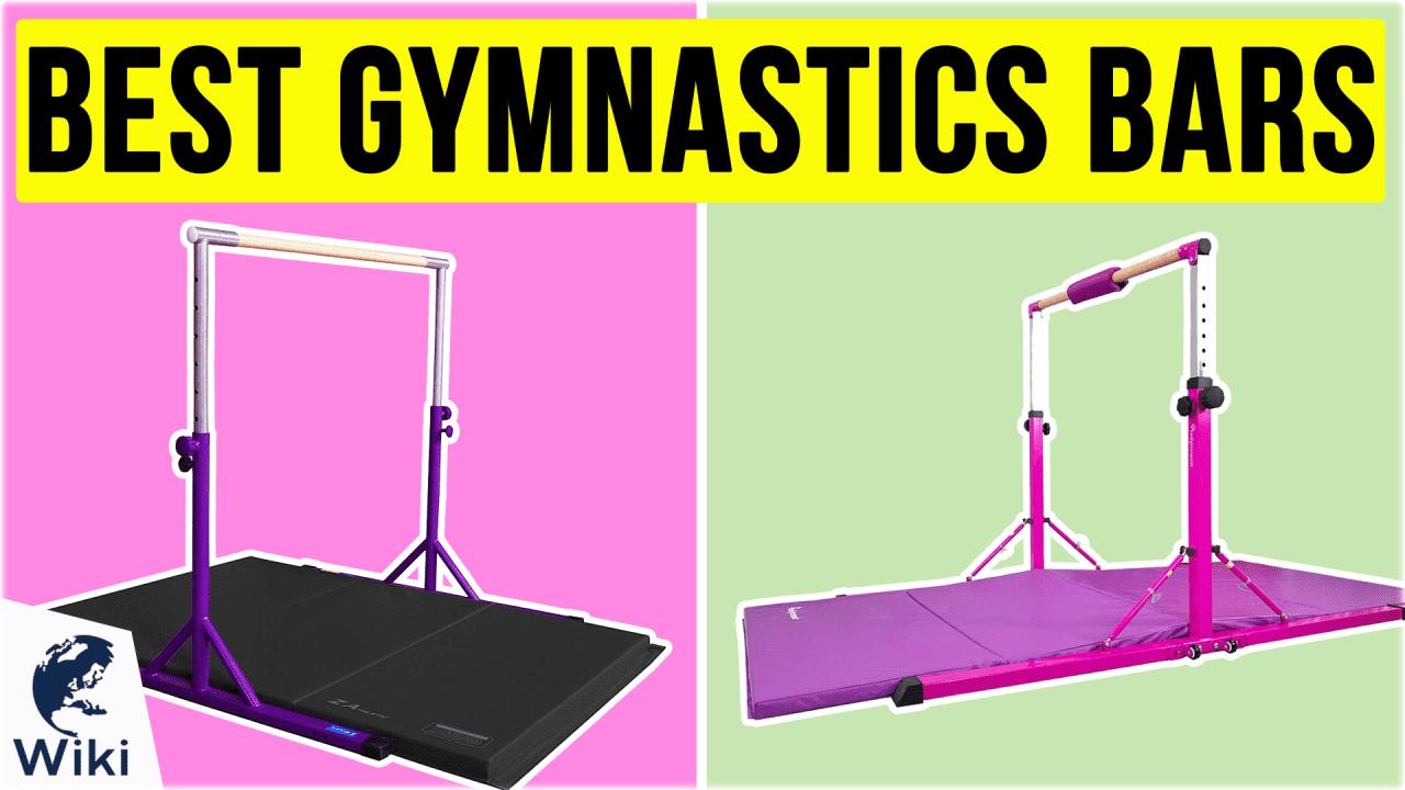 10 Best Gymnastics Bars