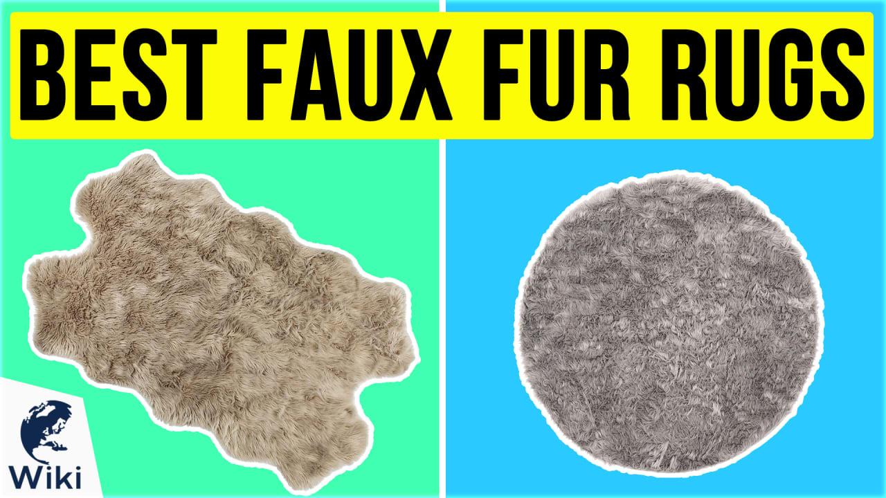 10 Best Faux Fur Rugs