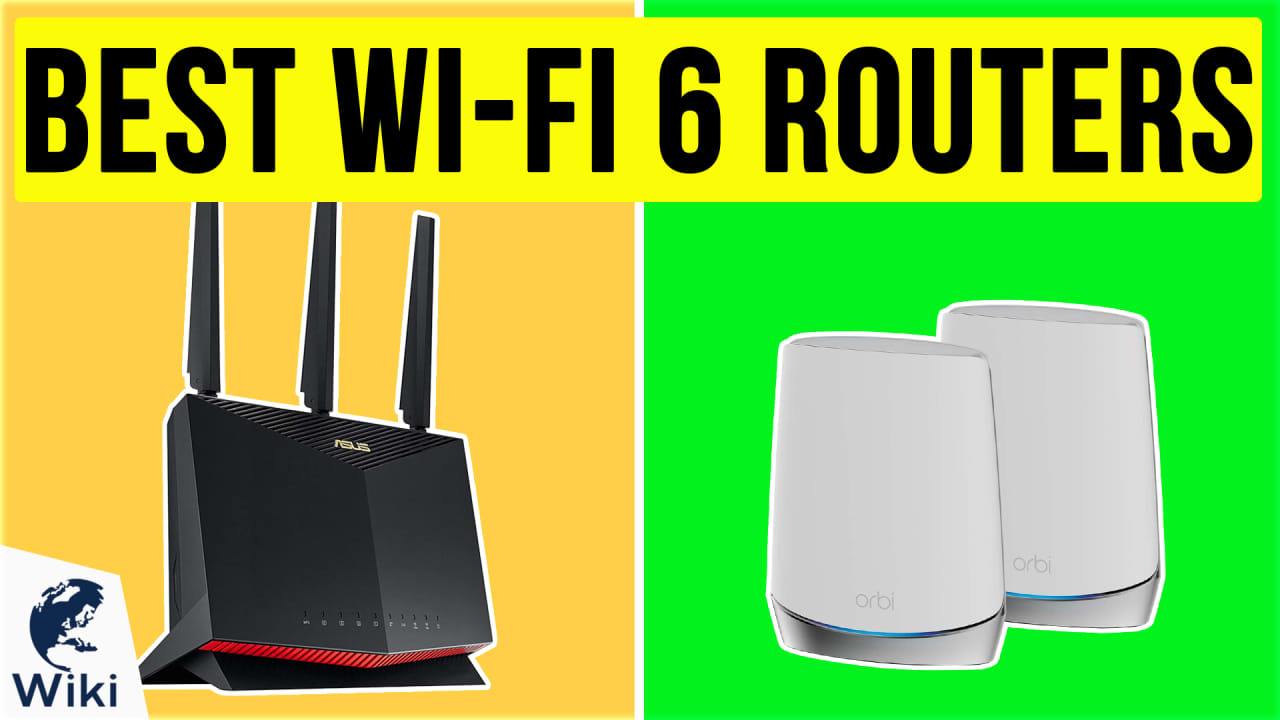 10 Best Wi-Fi 6 Routers