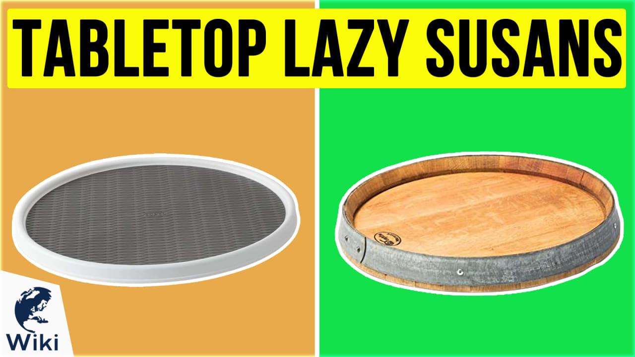 10 Best Tabletop Lazy Susans