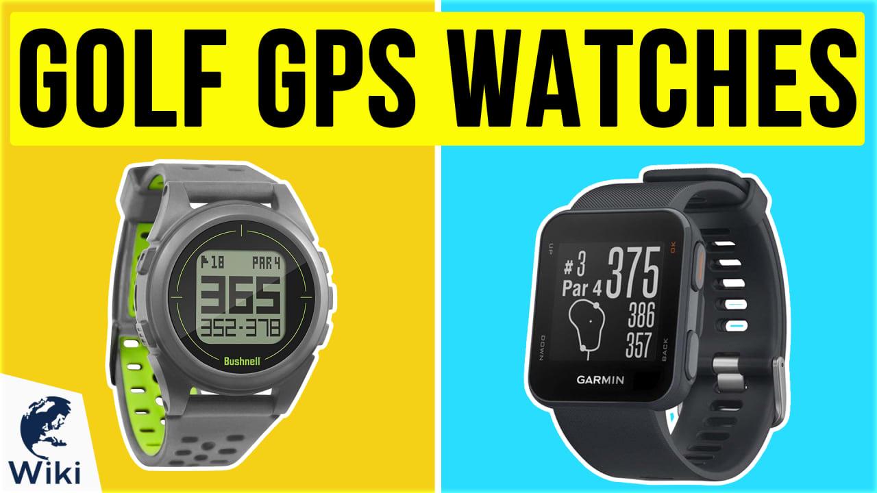 10 Best Golf GPS Watches