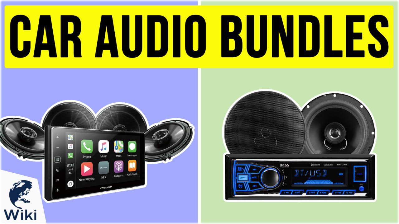 6 Best Car Audio Bundles