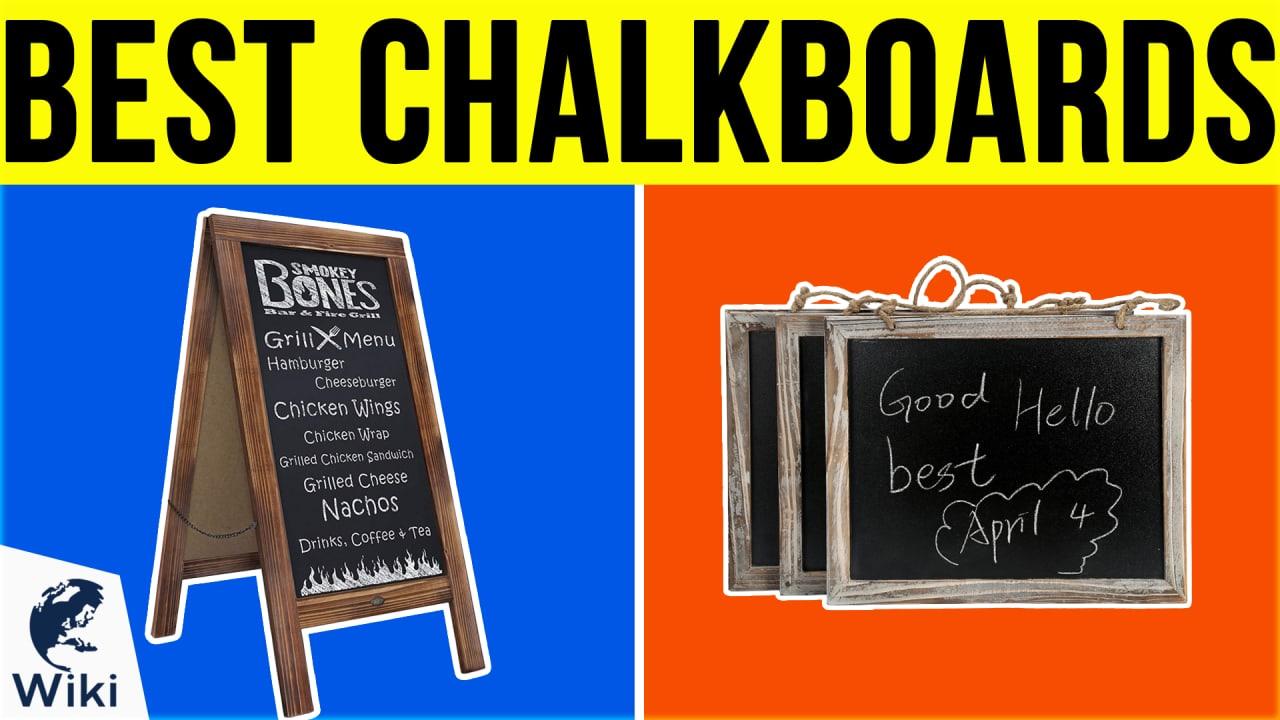 7 Best Chalkboards