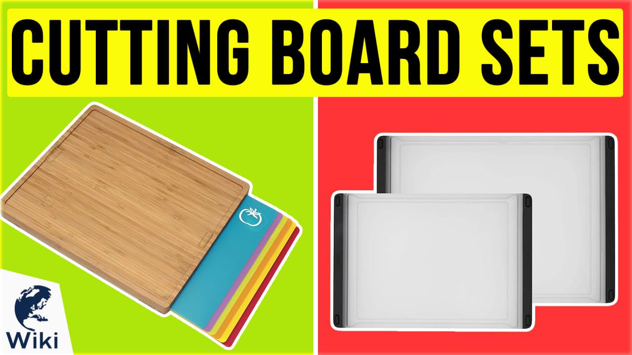 10 Best Cutting Board Sets