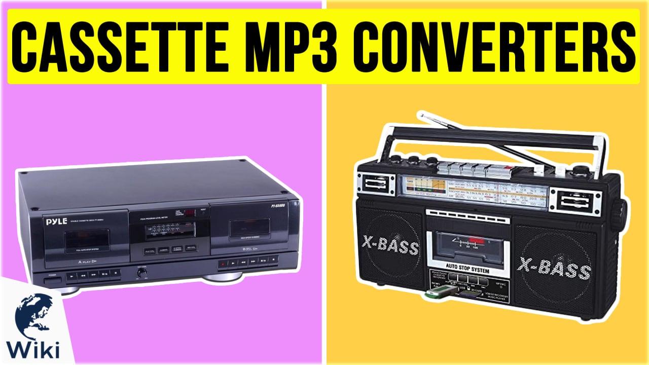 9 Best Cassette MP3 Converters
