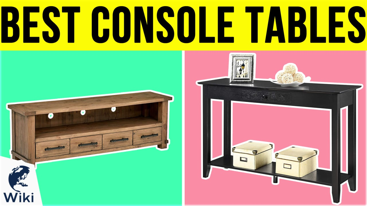10 Best Console Tables