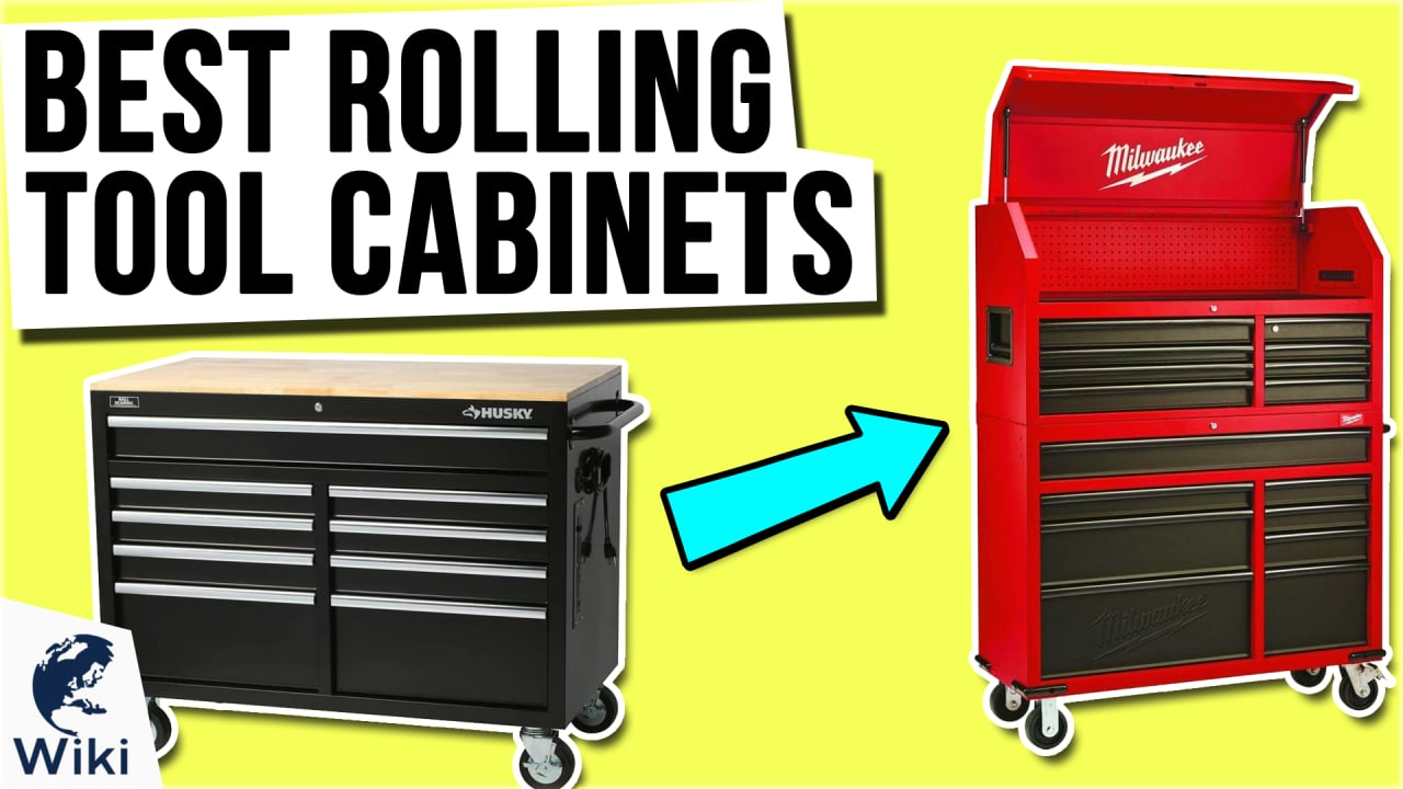10 Best Rolling Tool Cabinets