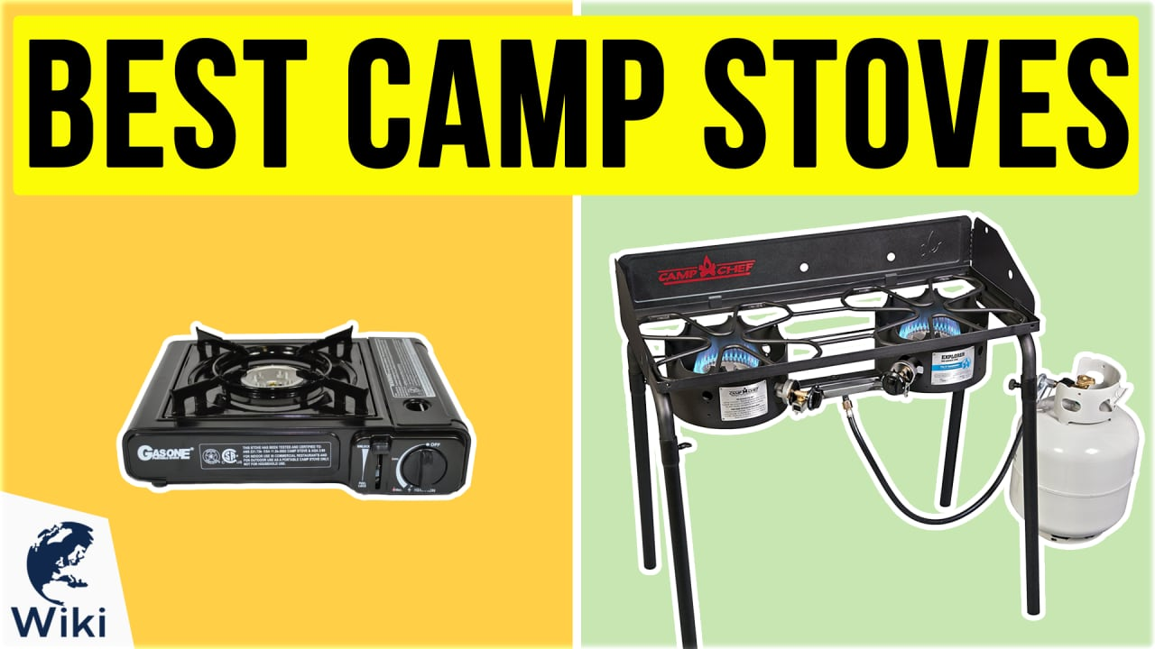 10 Best Camp Stoves