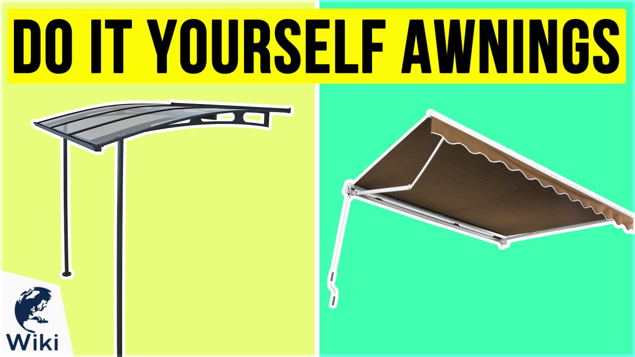 10 Best Do It Yourself Awnings