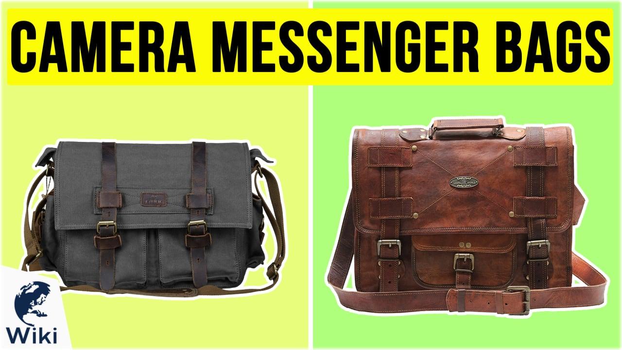 10 Best Camera Messenger Bags