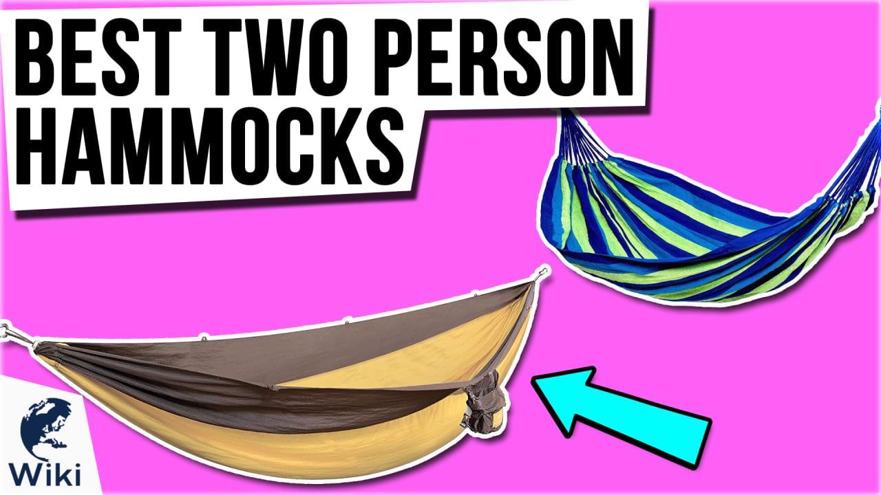 10 Best Two Person Hammocks