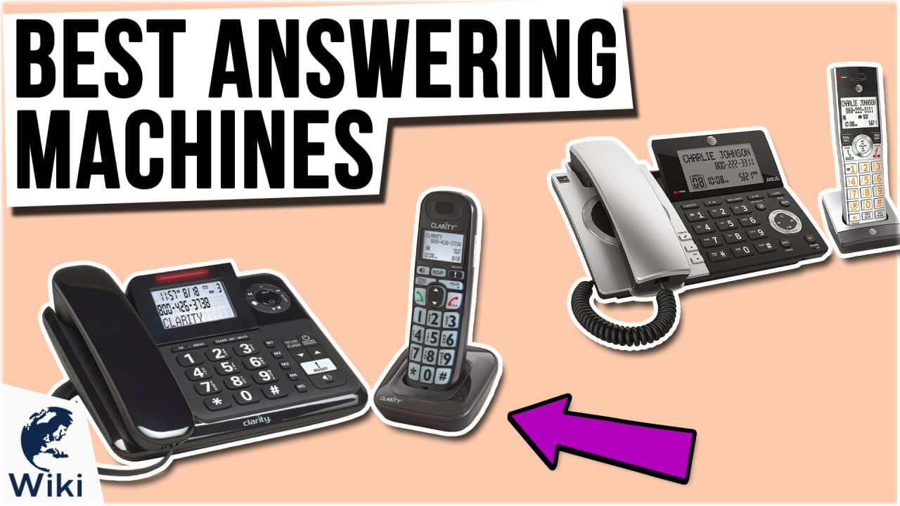 10 Best Answering Machines