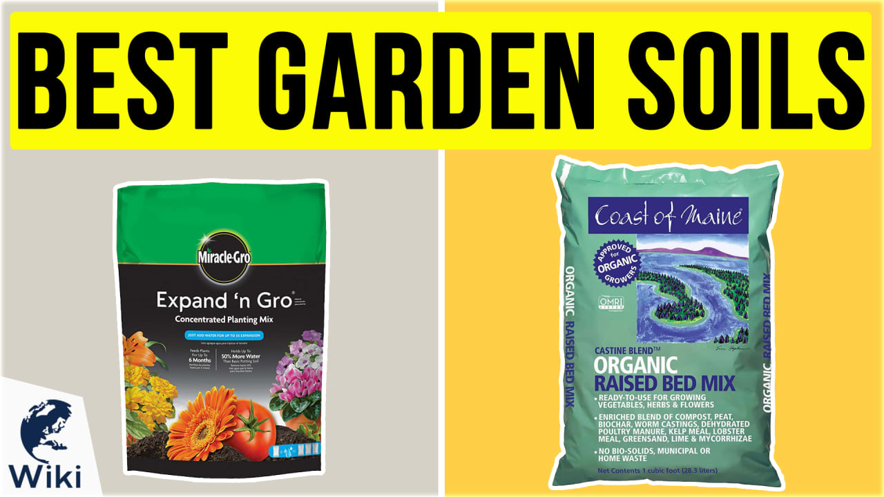 8 Best Garden Soils