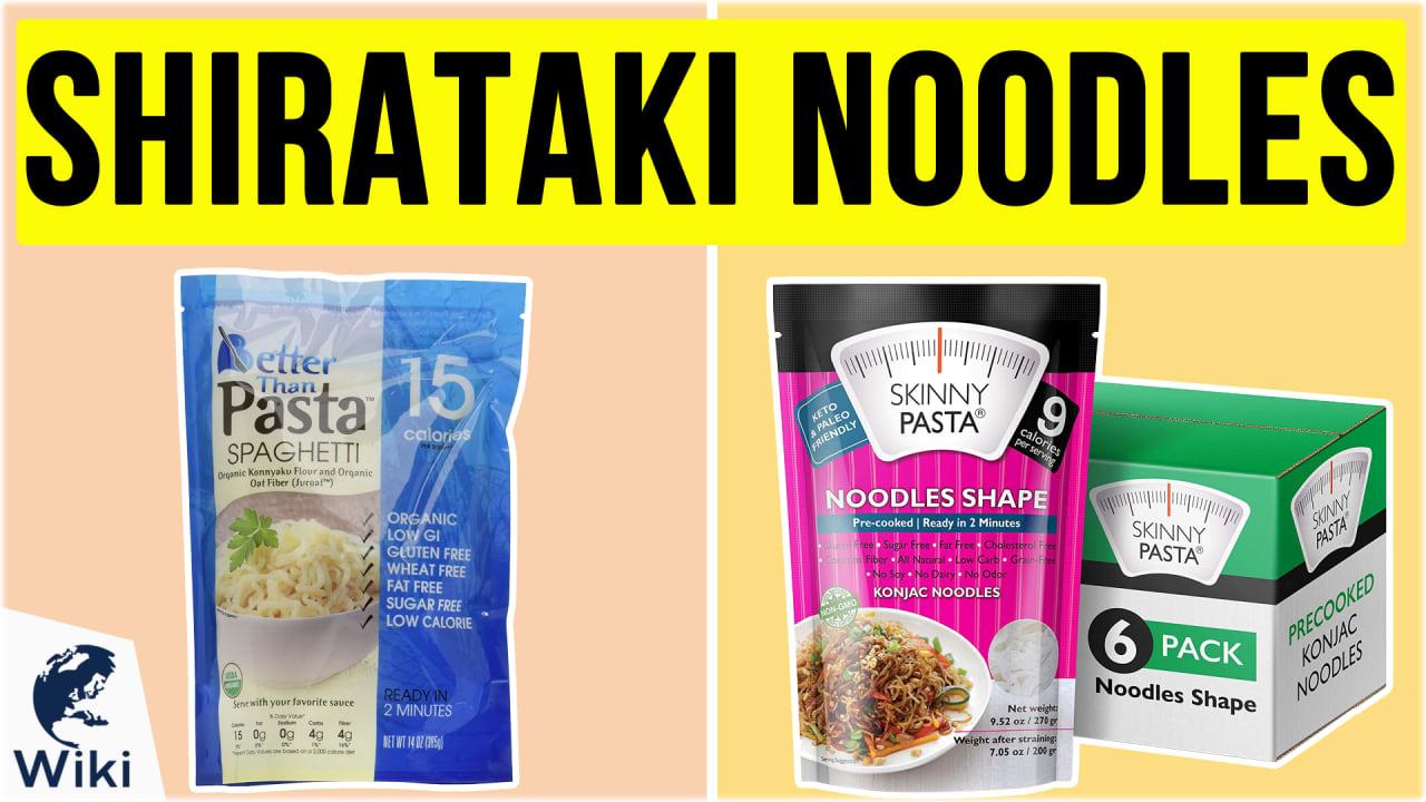 10 Best Shirataki Noodles