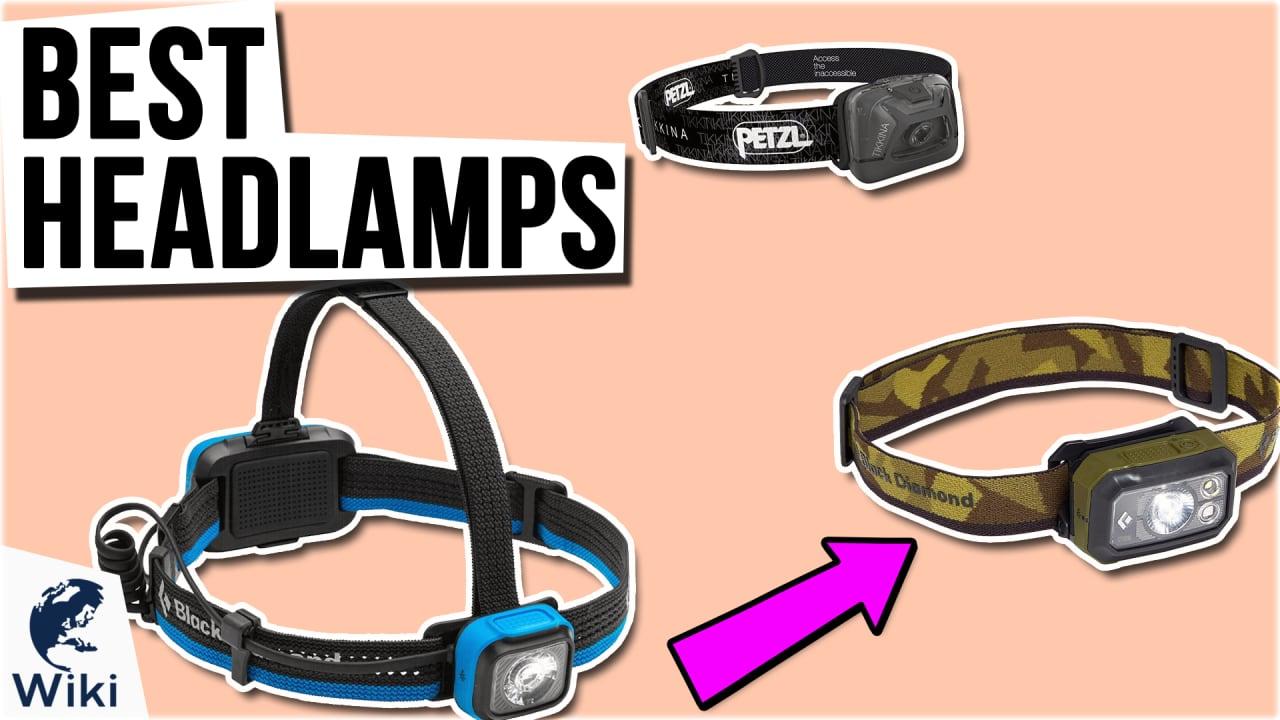 10 Best Headlamps