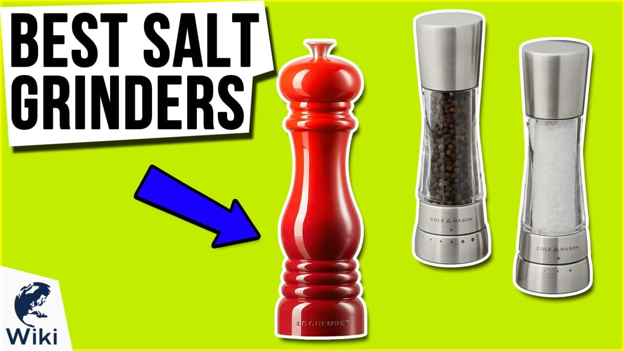 10 Best Salt And Pepper Mills