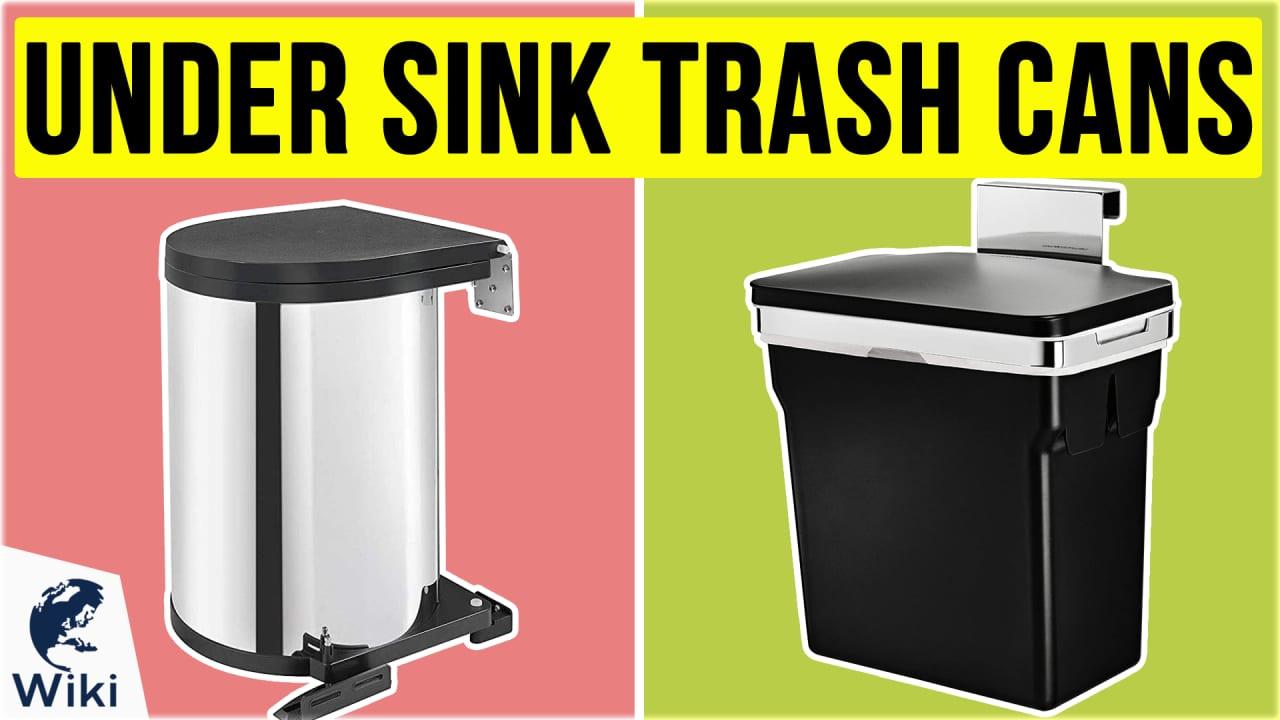 10 Best Under Sink Trash Cans