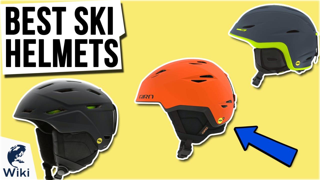 10 Best Ski Helmets