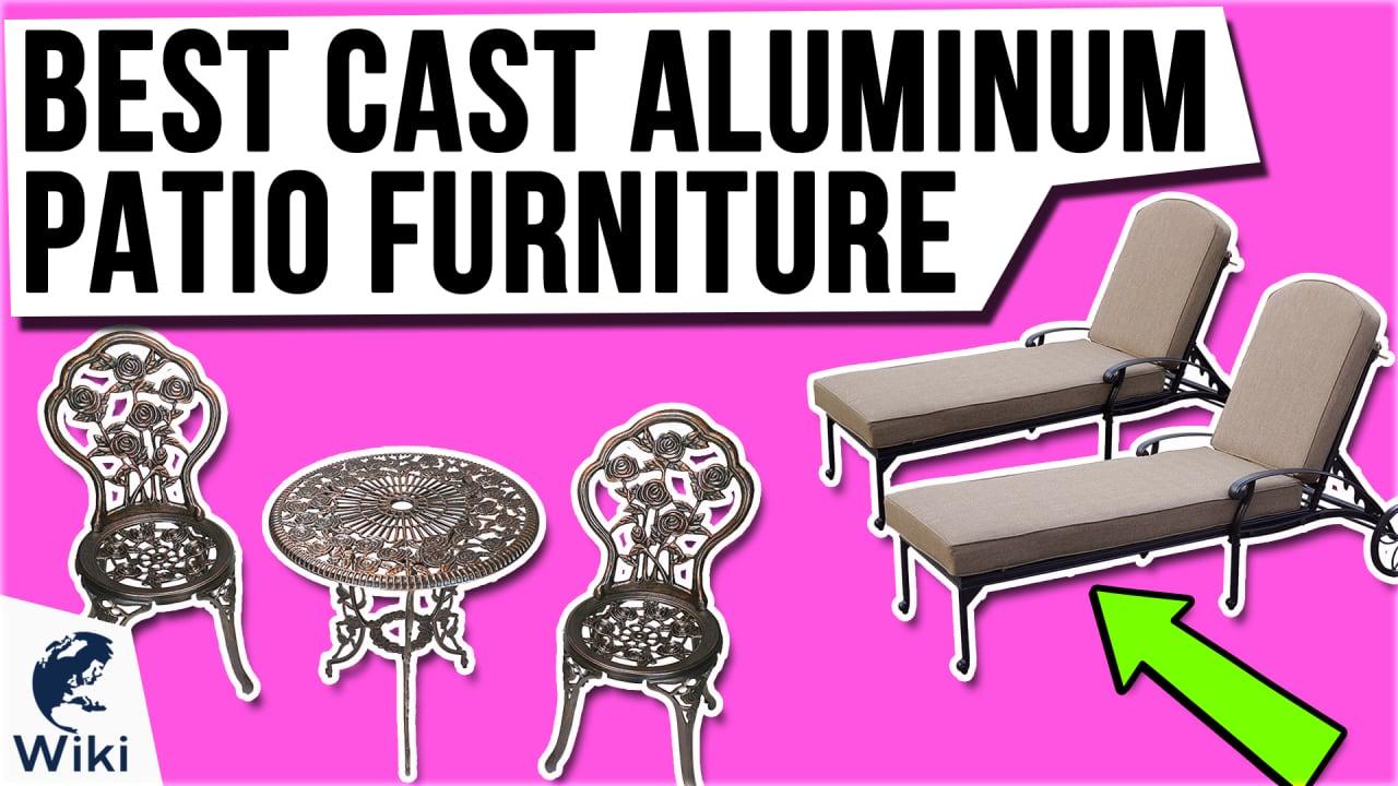 10 Best Cast Aluminum Patio Furniture