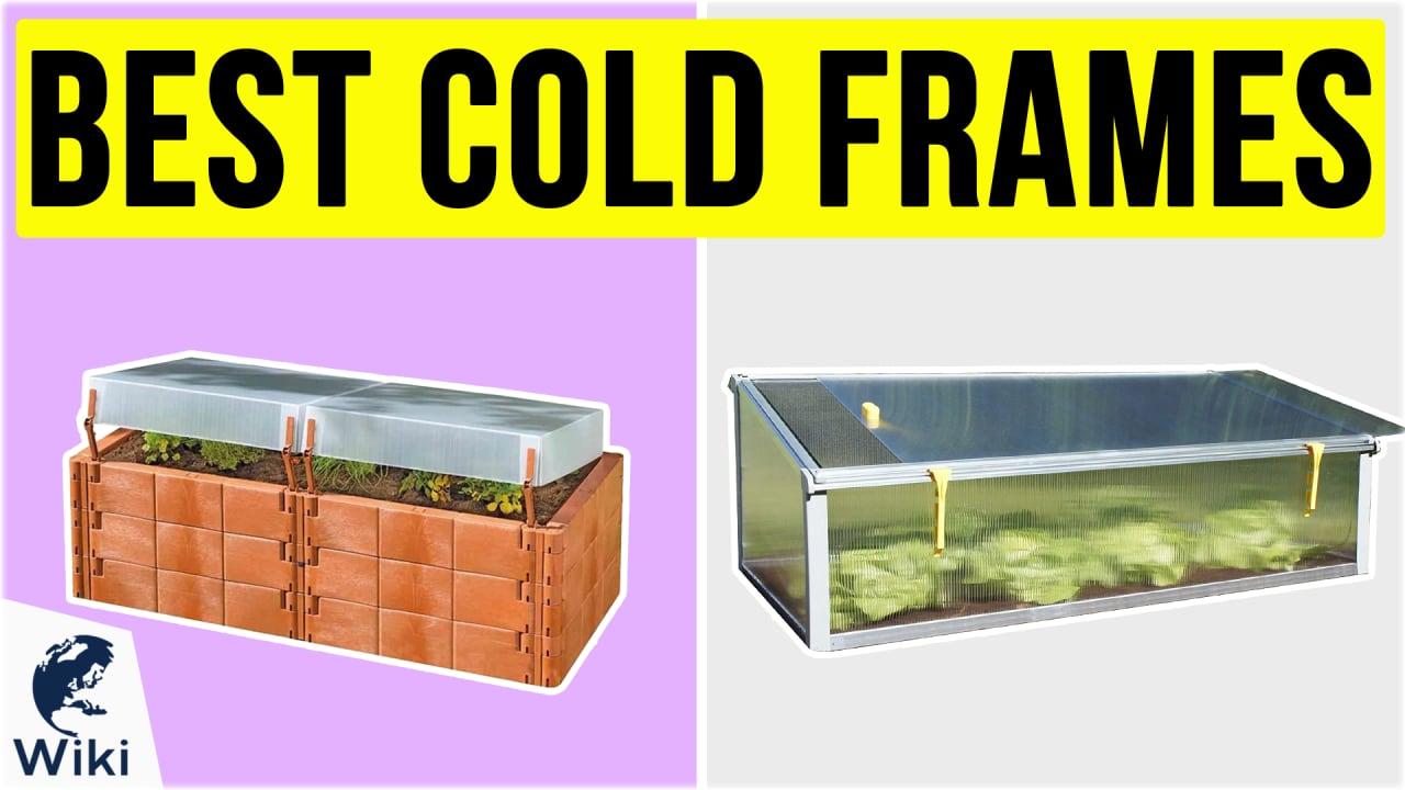 10 Best Cold Frames