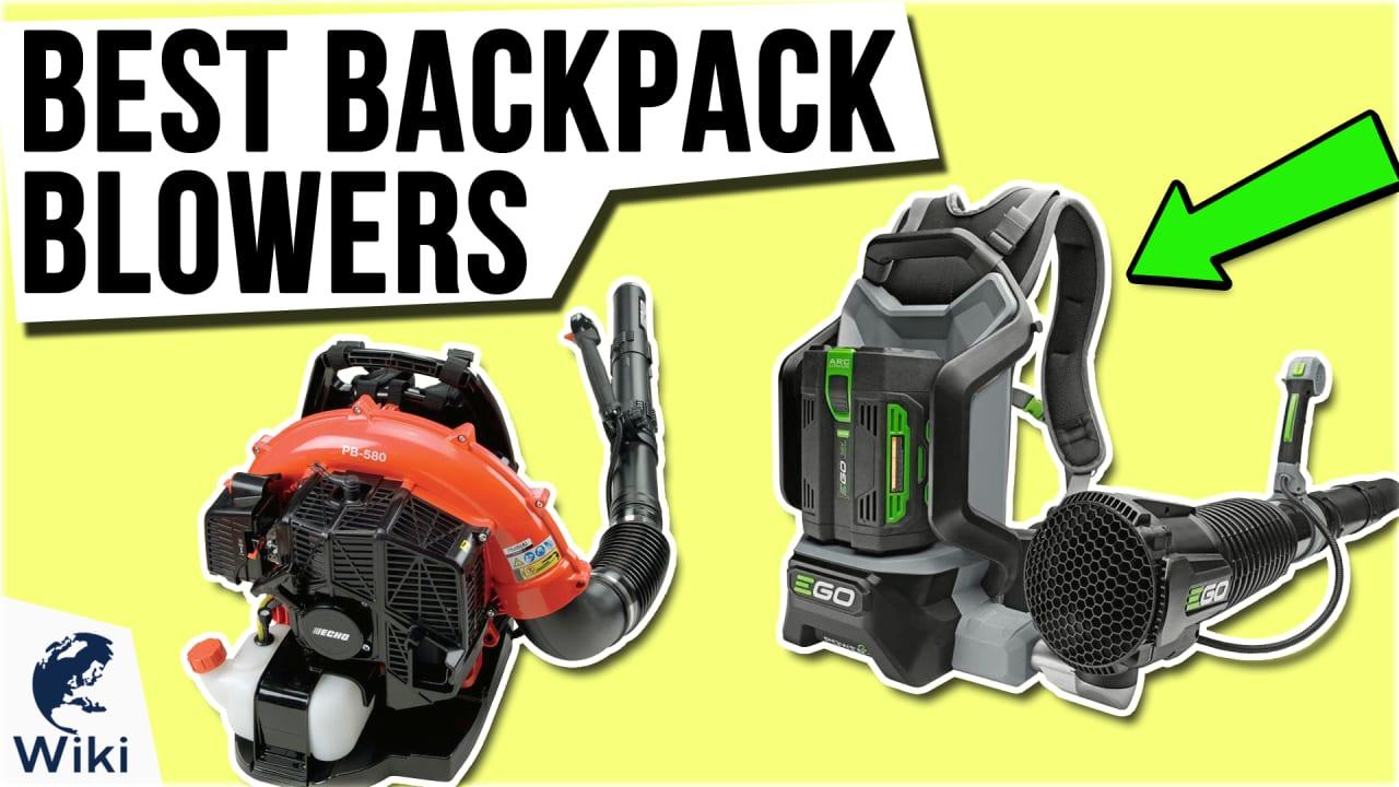 10 Best Backpack Blowers