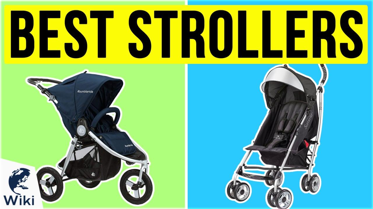 10 Best Strollers